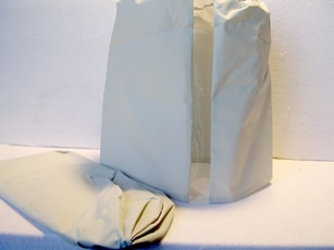 Flessenhoes textiel<br /> (UV beschermhoes)