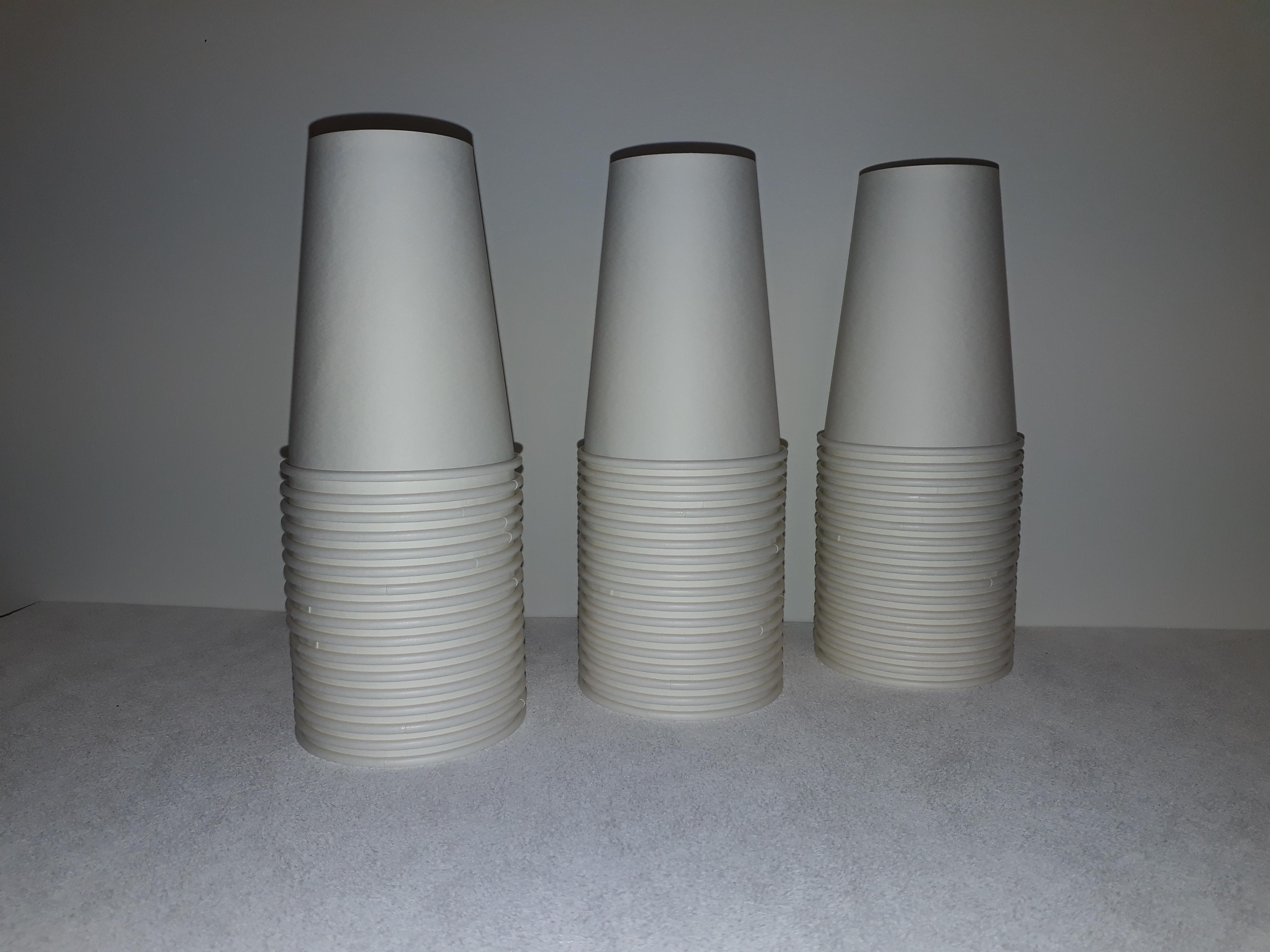 Hotdrink paper cups 180cc